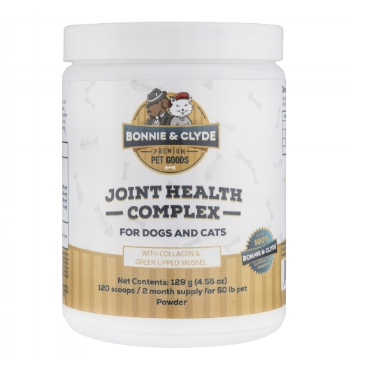 Bonnie & Clyde - Joint Health Complex