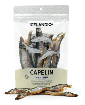 Icelandic+ - Whole Capelin Treats
