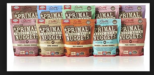 Primal - Freeze Dried Nuggets