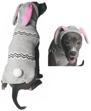 Chilly Dog Sweater - Bunny
