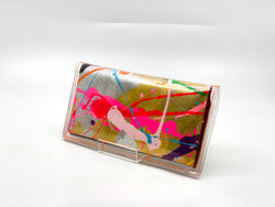 Party Popper Wallet by Tiff Manuell