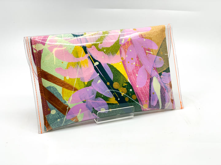 So Frond of you Mini Clutch by Tiff Manuell