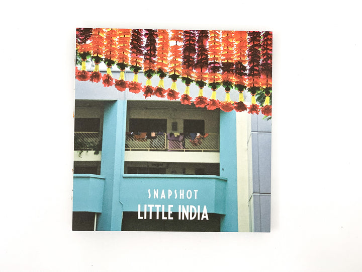 Little India Photo Book by Amanda Harrison