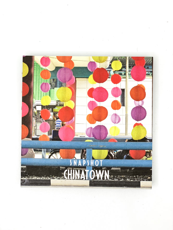 China Town Photo Book by Amanda Harrison