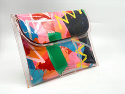 Prismatic Large Clutch by Tiff Manuell