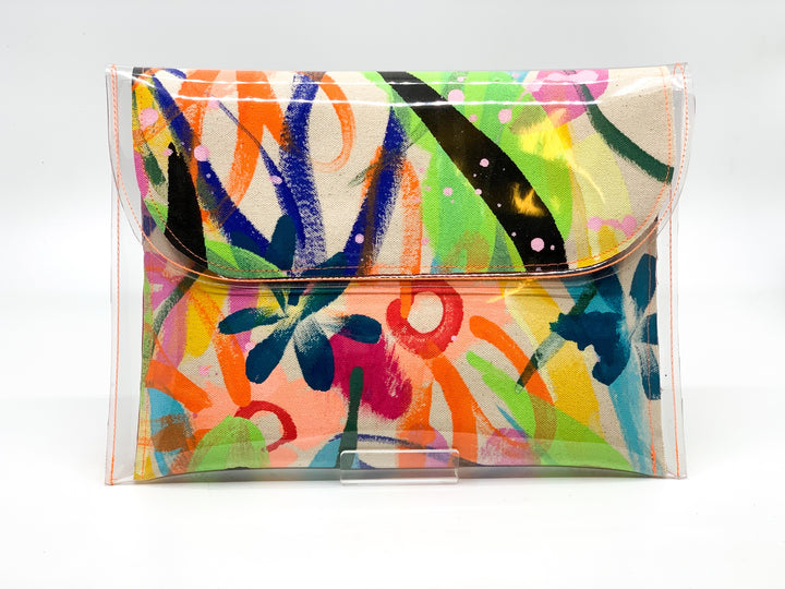 Free At Last Large Clutch by Tiff Manuell