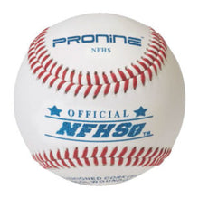 Load image into Gallery viewer, Pro 9 NFHS Baseballs