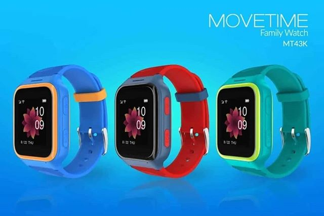 TCL launches Kids Smart Watch - Movetime