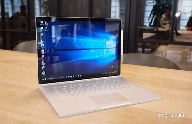 Surface Book 3 specs leaked