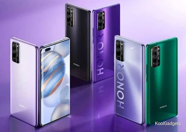 Honor 30 Pro+ announced