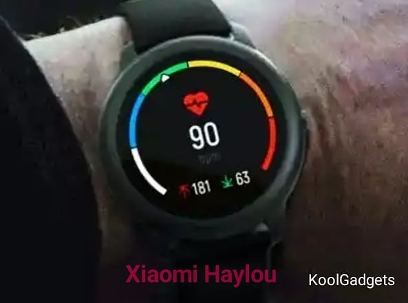 Xiaomi Haylou SmartWatch for just...