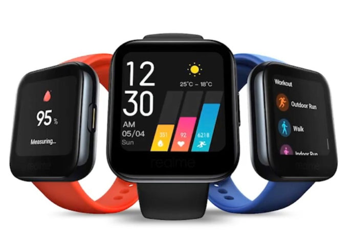 Realme launches Apple clone SmartWatch for just Rs 3999