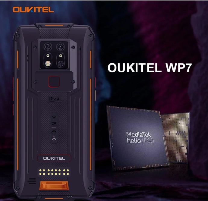 Oukitel launches an infrared night vision camera phone