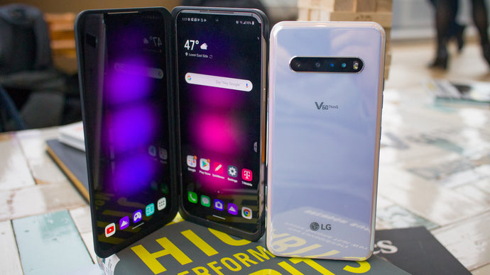 """LG V60"" a phone with incredible features"