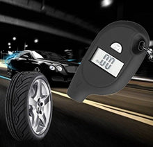 Load image into Gallery viewer, Mini Car Keychain Tyre Guage