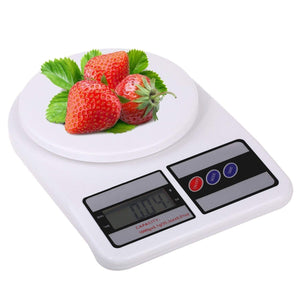 Multipurpose Portable Electronic Digital Weighing Scale Weight Machine (10 Kg - with Back Light)