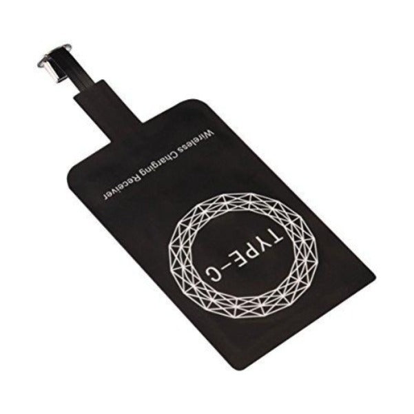 5V 800mAh Qi Standard Wireless Charging Receiver with USB-C KoolGadgets