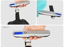 Load image into Gallery viewer, Sale -  2 in 1 Portable High Accuracy Luggage Scale With Measuring Tape KoolGadgets