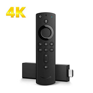 Fire TV Stick 4K with All-New Alexa Voice Remote