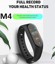 Load image into Gallery viewer, M4 Smart Wrist Band with Activity Tracker KoolGadgets