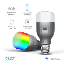 Load image into Gallery viewer, Mi LED Smart Bulb