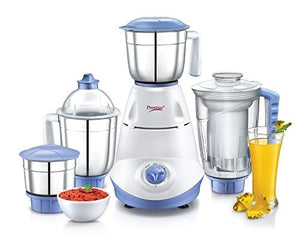 Multi-purpose Stainless Steel 750 Watt Prestige Iris Mixer Grinder