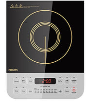 Load image into Gallery viewer, Philips Viva Collection HD4928/01 2100-Watt Induction Cooktop (Black)
