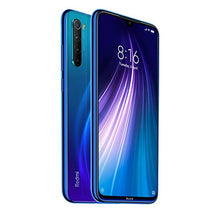 Load image into Gallery viewer, Redmi Note 8 (Neptune Blue, 6GB RAM, 128GB Storage)