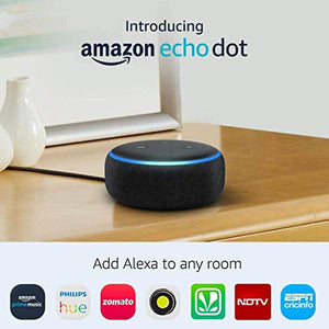Smart Home starter kit - Echo Dot and Smart bulb bundle
