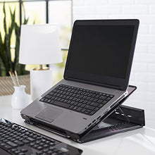 Load image into Gallery viewer, AmazonBasics Ventilated Laptop Stand