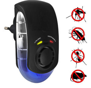 5 in 1 Insect Pest Repeller with Night Lamp KoolGadgets
