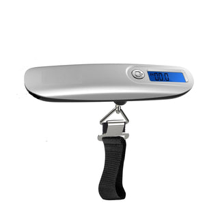 Sale -  2 in 1 Portable High Accuracy Luggage Scale With Measuring Tape KoolGadgets