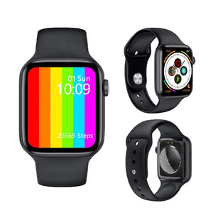 Full Display W26+ Smart Watch Series 6 with Functional Jog Dial