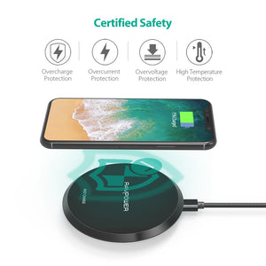 RAVPower Qi Certified Wireless Charger KoolGadgets