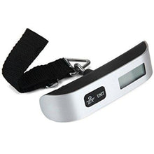 Load image into Gallery viewer, IGADG 50kg Luggage Weighing Scale Machine with LED Backlit Display and Battery. KoolGadgets