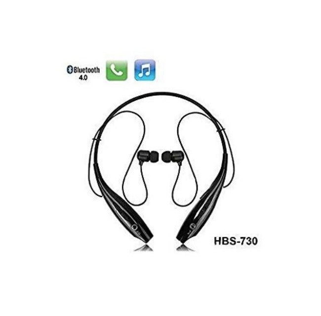 Wireless Bluetooth Stereo Neck Band Headset with Microphone Call Functions KoolGadgets
