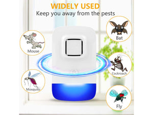 Electronic Ultrasonic Repeller for Rats Rodent Chooha and Pest Repeller KoolGadgets