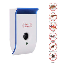 Load image into Gallery viewer, Electronic Pest Control Ultrasonic Repeller Plug Device (Cap-PR)