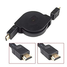 Load image into Gallery viewer, Retractable HDMI Cable-Black KoolGadgets