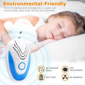 iGADG Ultrasonic Pest Reject  - Eco Free Pest KoolGadgets