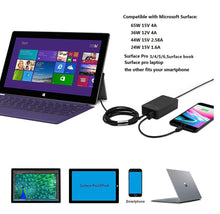 Load image into Gallery viewer, OEM Microsoft Surface Pro Power Adapter 65W - Model 1706 KoolGadgets