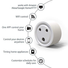Load image into Gallery viewer, WiFi Smart Plug for Home Automation with Timer Schedule Control and App Control KoolGadgets