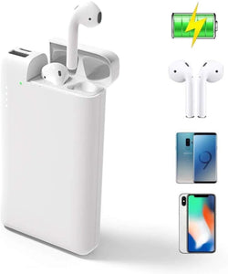 10000 mAh Fast Charging Power Bank for iPhone and Airpod