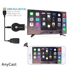 Load image into Gallery viewer, AnyCast 1080P Full HD HDMI TV Stick DLNA Wireless Anycast Airplay Dongle