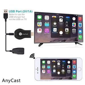 AnyCast 1080P Full HD HDMI TV Stick DLNA Wireless Anycast Airplay Dongle