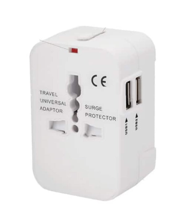 IGADG Universal Travel Adapter with Fast Charge Dual USB … KoolGadgets