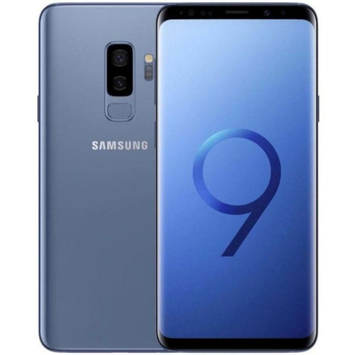 Samsung Galaxy S9+ - 64GB ROM - 6GB RAM - 12+12MP