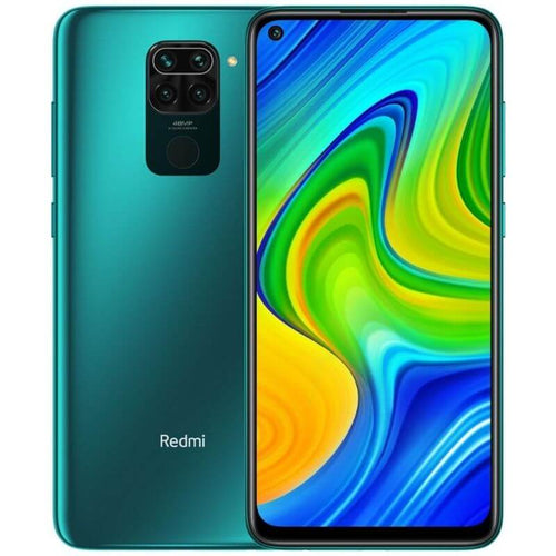 Xiaomi Redmi Note 9 - 2SIM - 128GB ROM - 4GB RAM - 48+8+2+2MP