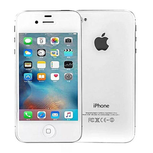 Apple iPhone 4S - 16GB ROM - 1GB RAM - 8MP