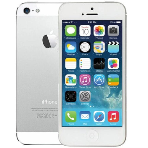 Apple iPhone 5 - 16/32GB ROM - 2GB RAM - 13MP